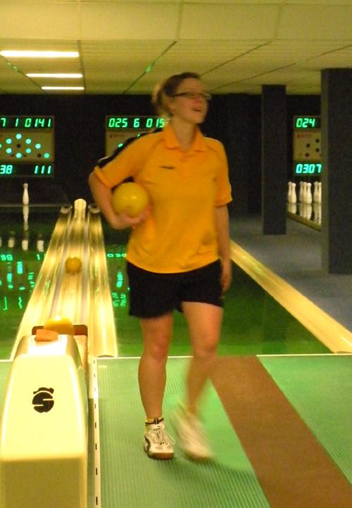 abräumer beim bowling
